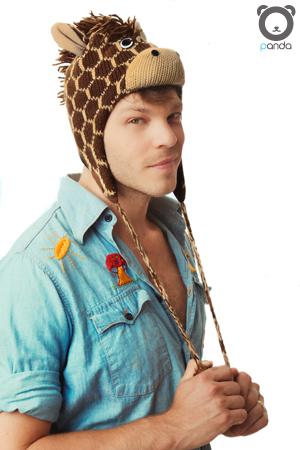 Gigi Giraffe- WH064